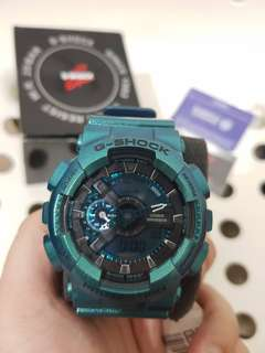Casio G shock GA 110NM