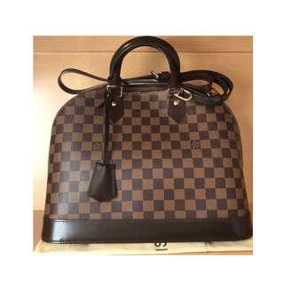Authentic Louis Vuitton Alma MM