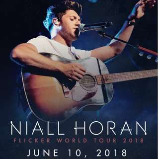 I'M LOOKING FOR VVIP M&G TICKET FOR FLICKER TOUR MANILA NIALL HORAN