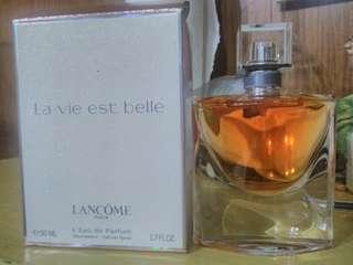 La vie est belle Lancome(US Perfume, Not TESTER)
