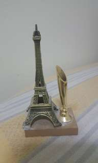Eiffel Tower Single Pen Holder