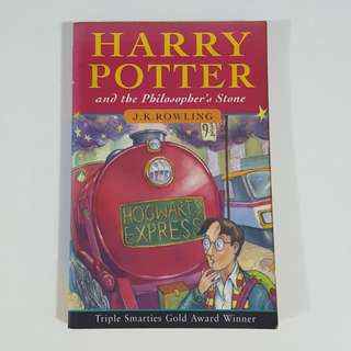 Harry Potter and the Philosopher Stone
