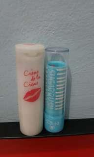 (OPEN BARTER) Emina de La Creme (emma's nude) + emina sugar rush 04 maroon
