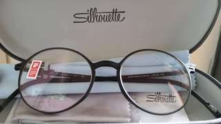 New Silhouette Eyeglasses Urban Lite 2901 6050 Full Rim Optical Frame 49x18x150mm