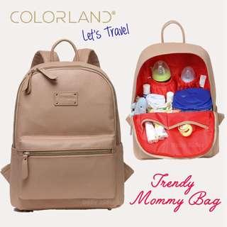 Colorland - Trendy Mummy Bag (UK)