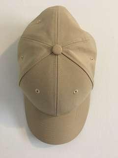 Aritzia Golden Baseball cap