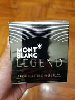 法國產MONTBLANC Legend傳奇經典男士淡香水EDT30ml
