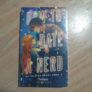 How to date a nerd (as told by nerdy book 2) pop fiction