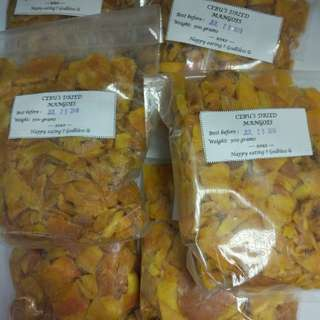 Dried Mangoes 1/2kl