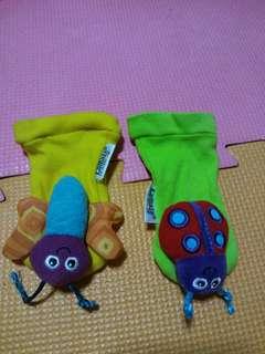Lamaze foot finder