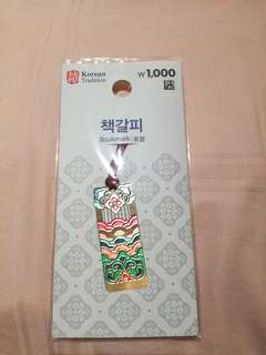 Korea Bookmark ~FREE GIFT~