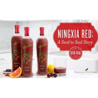 🚚 Young Living Ningxia Red 750ml