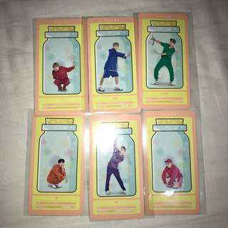 BTS HAPPY EVER AFTER CLOUD CARD