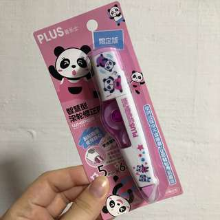 Mr Whiper Correction Tape - Panda