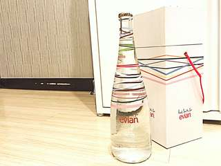 2000s Paul Smith for evian