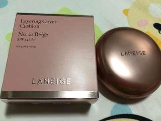 Laneige Layering Cover Cushion Shade 21