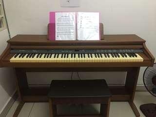 Digital Piano Korean Brand Andante