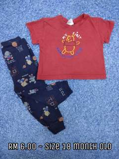 18 month - Kids Cloth Shirt Dress Baby Girl Boy