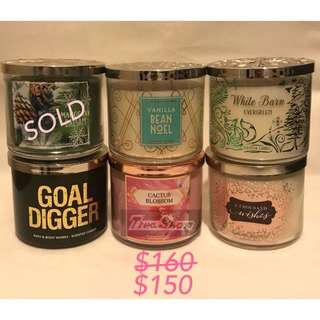 清貨 現貨 bath and body works