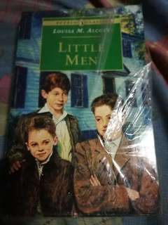 Little Men by Louisa M. Alcott