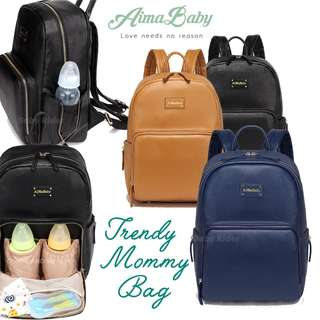 Aimababy - Trendy Diaper Bag