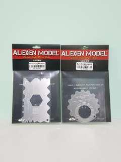 Alexen Model Angle Scraper AJ0060/0061