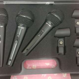 Behringer Ultravoice Microphone