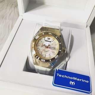 Technomarine Monogram Cruise Women's Watch