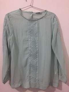 St. Yves blouse tosca