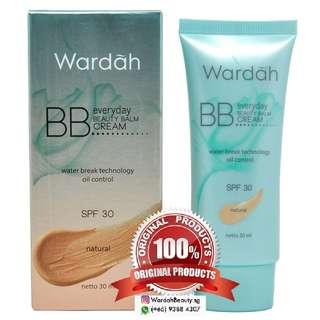 Wardah bb cream wardah cosmetic  15ml $6 nett price wardah liquid foundation