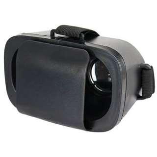 VR Mini Virtual Reality Glasses Black