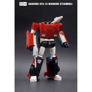 PRE-ORDER : Bad Cube Old Timer Series OTS-14 - Steamroll