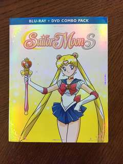 Sailor Moon S season 3 part 1