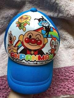 日本安帕瑪麵包超人童帽