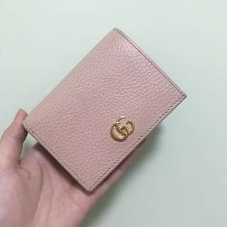 Gucci wallet 85%new