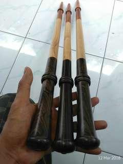 Tongkat Komando 3 kayu bertuah