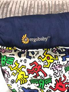Ergobaby 360 Limited Edition Keith Haring