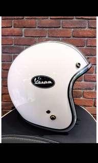 Vespa精品安全帽 3/4罩,偉士牌復古帽(公司貨)