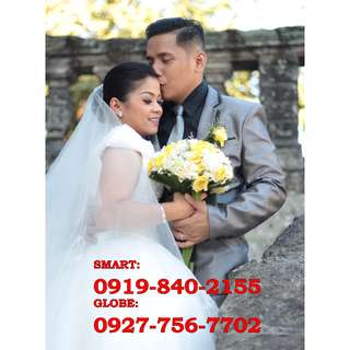Wedding Photographer or Photographer for all events