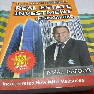 Real Estate Investment By Ismail Gafoor