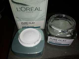 Loreal Pure Clay Mask Anti Pores