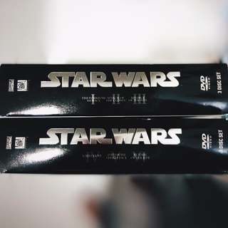 Star Wars I to VI Original DVD Collection