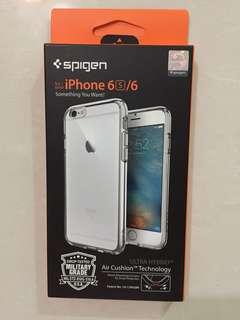 Spigen iPhone 6s/6 ultra hybrid air cushion technology