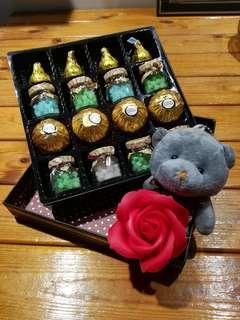 520 K.I.S.S.Candy Gift Box