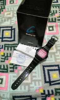 Casio Baby G BG-5601-1 watch