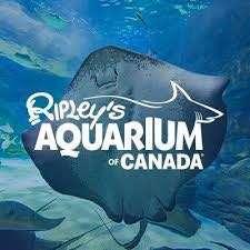 2 Ripley's Aquarium Tickets