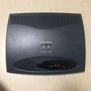Cisco 1601/1603 R Router