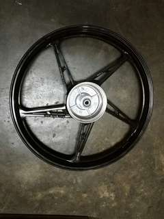 Sport Rim soyo ( prefix with bearing and bushes )