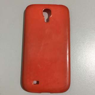 Samsung Galaxy S4 Red Case