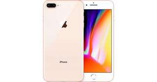 Brand new iPhone 8 Plus 64GB Gold - seal not opened yet